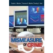 The Mismeasure of Crime by Clayton J. Mosher, 9781412981811