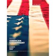 American Government:Roots and Reform 2014 Election Edition; MyPoliSciLab with Pearson eText (1-year access) by Karen O'Connor, Larry J. Sabato, & Alixandra B. Yanus, 9781323001813
