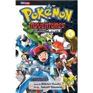 Pokémon Adventures: Black and White, Vol. 5 by Kusaka, Hidenori; Yamamoto, Satoshi, 9781421561813