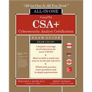 CompTIA CySA+ Cybersecurity Analyst Certification All-in-One Exam Guide (Exam CS0-001) by Maymi, Fernando; Chapman, Brent, 9781260011814