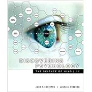 Discovering Psychology The Science of Mind by Cacioppo, John; Freberg, Laura, 9781337561815
