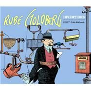 Rube Goldberg Inventions 2017 Wall Calendar by George, Jennifer; Goldberg, Rube, 9781419721816