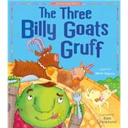 The Three Billy Goats Gruff by Alperin, Mara (ADP); Pankhurst, Kate, 9781589251816