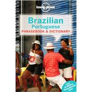 Lonely Planet Brazilian Portuguese Phrasebook & Dictionary by Lonely Planet Publications, 9781743211816