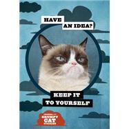 Grumpy Cat Flexi Journal With Stickers by Grumpy Cat, 9781452141817