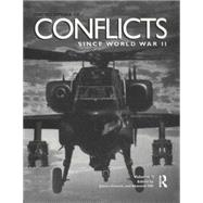Encyclopedia of Conflicts Since World War II by , 9781579581817