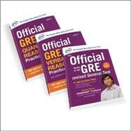 Official GRE Super Power Pack by Educational Testing Service, 9780071841818