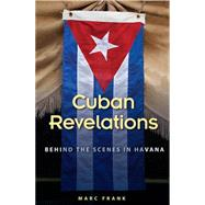 Cuban Revelations by Frank, Marc, 9780813061818