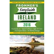Frommer's EasyGuide to Ireland 2016 by Jewers, Jack, 9781628871821