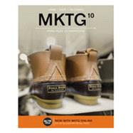MKTG 10 (with Online, 1 term (6 months) Printed Access Card) by Lamb,Hair,McDaniel, 9781305631823