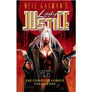 Neil Gaiman's Lady Justice #1 by Henderson, C. J.; Gaiman, Neil; Lee, Wendi; Netzer, Michael; Brereton, Dan; Boone, Greg; Harris, Mike; Lieber, Steven; Magyar, Rick; Chen, Mike; Sienkiewicz, Bill, 9781629911823