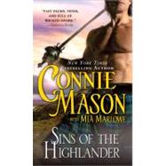 Sins of the Highlander by Mason, Connie; Marlowe, Mia, 9781402261824