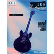 Blues You Can Use by Ganapes, John, 9781495011825