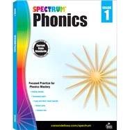 Spectrum Phonics, Grade 1 by Spectrum, 9781483811826