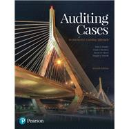 AUDITING CASES by Unknown, 9780134421827
