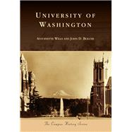 University of Washington by Wills, Antoinette; Bolcer, John D., 9781467131827