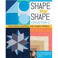 Shape by Shape Collection by Walters, Angela, 9781617451829