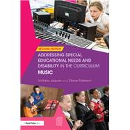 Addressing Special Educational Needs and Disability in the Curriculum: Music by Jaquiss; Victoria, 9781138231832