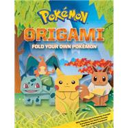 Pokemon Origami by Baur, Wolfgang, 9781604381832