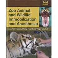 Zoo Animal and Wildlife Immobilization and Anesthesia by West, Gary; Heard, Darryl, Ph.D.; Caulkett, Nigel, 9780813811833