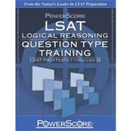 LSAT Logical Reasoning: Question Type Training by Killoran, David M.; Stein, Steven G., 9780982661833