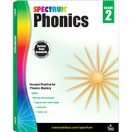 Spectrum Phonics, Grade 2 by Spectrum, 9781483811833