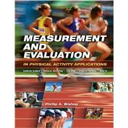 Measurement and Evaluation in Physical Activity Applications by Bishop, 9781890871833