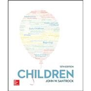 Children by Santrock, John, 9780077861834