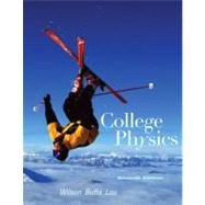 College Physics by WILSON & BUFFA, 9780321601834