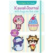Kawaii Journal with Hugs on the Side by Hart, Christopher, 9781942021834