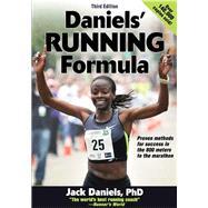 Daniels' Running Formula by Daniels, Jack, Ph.D., 9781450431835