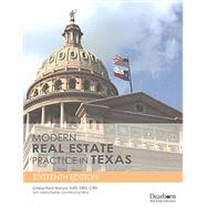Modern Real Estate Practice in Texas by Nance, Cheryl Peat; Dehay, Loretta, 9781475421835