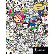 tokidoki Coloring Pad by Unknown, 9781454921837