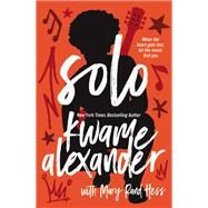 Solo by Alexander, Kwame; Hess, Mary Rand (CON), 9780310761839