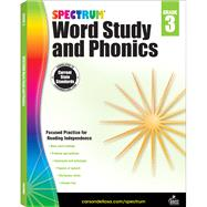 Spectrum Word Study and Phonics, Grade 3 by Spectrum, 9781483811840