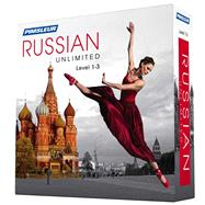 Pimsleur Russian Unlimited Levels 1-3 by Pimsleur, 9781442381841