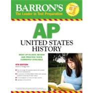 Barron's Ap United States History by Kellogg, William O., 9780764141843
