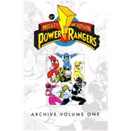 Mighty Morphin Power Rangers Archive 1 by Pleban, Dafna; Moccio, Michael; Levine, Matthew, 9781684151844