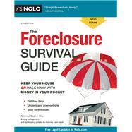 The Foreclosure Survival Guide by Elias, Stephen; Loftsgordon, Amy; Bayer, Leon, 9781413321845