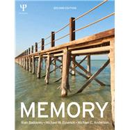 Memory by Baddeley; Alan, 9781848721845