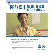Praxis II Middle School Mathematics (5169) by Reiss, Stephen; Rush, Sandra, 9780738611846