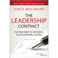 The Leadership Contract by Molinaro, Vince, 9781119211846