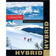 Chemistry The Molecular Science, Hybrid Edition (with OWLv2 24-Months Printed Access Card) by Moore, John W.; Stanitski, Conrad L., 9781285461847