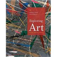 Bundle: Exploring Art, Loose-leaf Version, 5th + MindTap Art & Humanities, 1 term (6 months) Printed Access Card by Lazzari, Margaret; Schlesier, Dona, 9781305701847