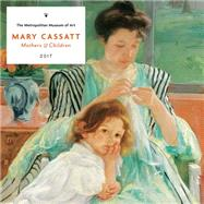 Mary Cassatt 2017 Wall Calendar by Metropolitan Museum of Art, The, 9781419721847