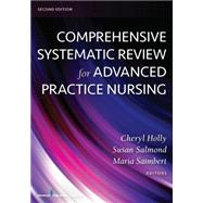 Comprehensive Systematic Review for Advanced Practice Nursing by Holly, Cheryl, 9780826131850