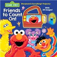 Sesame Street: Friends to Count On! CarryAlong Projector by Gold, Gina, 9780794441852