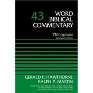 Philippians by Hawthorne, Gerald F.; Martin, Ralph P.; Metzger, Bruce M.; Hubbard, David A.; Barker, Glenn W., 9780310521853