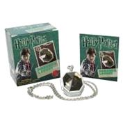 Harry Potter Horcrux Locket and Sticker Book by Running Press, 9780762441853