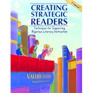 Creating Strategic Readers by Ellery, Valerie; Oczkus, Lori, 9781425811853